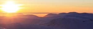 Mountain scene 2