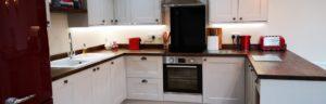 Cranford cottage self catering Braemar kitchen